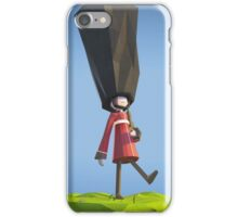The Queen's Guard iPhone Case/Skin