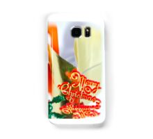 Cracking Christmas Samsung Galaxy Case/Skin