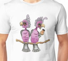 Nutty Galahs Unisex T-Shirt
