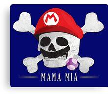 Mama Mia Canvas Print