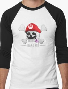 Mama Mia Men's Baseball ¾ T-Shirt