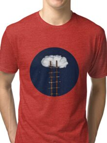 Stairway to the clouds Tri-blend T-Shirt