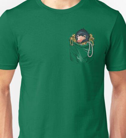 Niffler in your pocket Unisex T-Shirt
