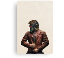 Starlord from Guardians of the Galaxy Canvas Print