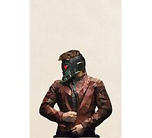 Starlord from Guardians of the Galaxy Photographic Print