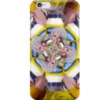 Paula's Real Premium Hell(wo)mann's Mayonnaise  iPhone Case/Skin