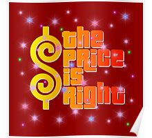 Stars The Price is right Poster