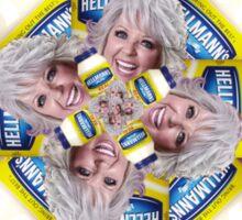 Paula's Real Premium Hell(wo)mann's Mayonnaise  Sticker