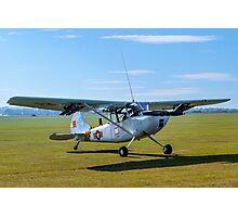 Cessna O-1E Bird Dog 24550/ GP G-PDOG Photographic Print