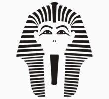 Pharaoh head face Kids Clothes