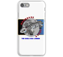 The Eagle Has Landed iPhone Case/Skin