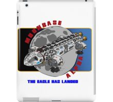 The Eagle Has Landed iPad Case/Skin