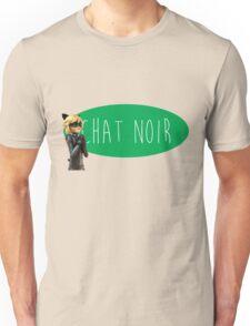 Chat Noir Green Bubble Unisex T-Shirt