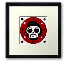 Stars of Che Framed Print