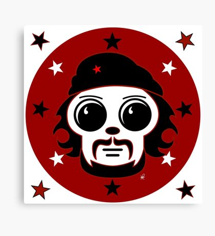 Stars of Che Canvas Print