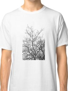 abstract tree lines  Classic T-Shirt