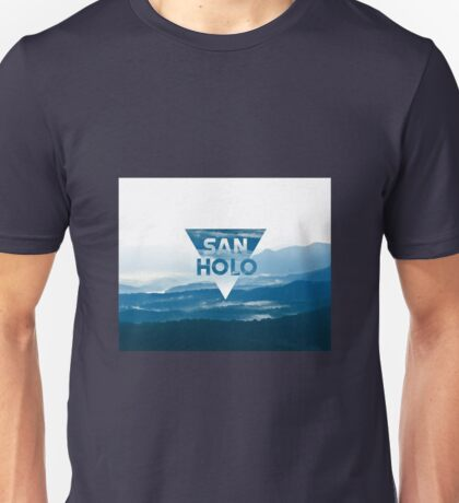 San Holo Blue Unisex T-Shirt