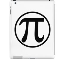 Pi number iPad Case/Skin