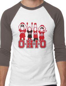 Ohio State Michigan Support Shirt Men's Baseball ¾ T-Shirt