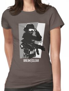 BREACH CLEAR 2 Womens Fitted T-Shirt