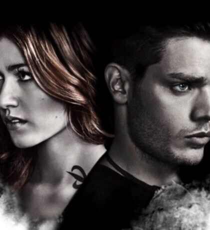 Clace Shadowhunters S2 Sticker