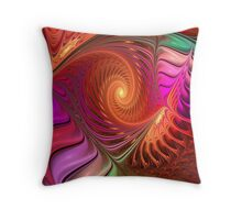 Colourful Swing Throw Pillow