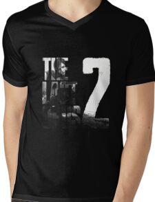 TLOU2 Mens V-Neck T-Shirt