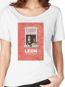 Leon Women's Relaxed Fit T-Shirt