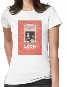 Leon Womens Fitted T-Shirt