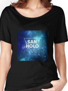 San Holo Space Women's Relaxed Fit T-Shirt