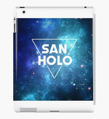 San Holo Space iPad Case/Skin