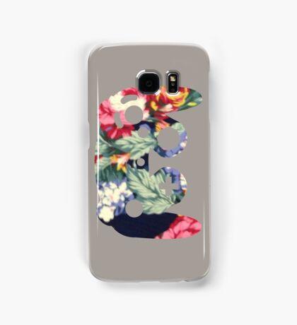 Floral GameCube Controller  Samsung Galaxy Case/Skin