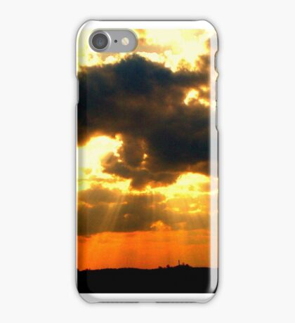 Ride the Light iPhone Case/Skin
