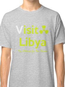 Visit Lybia Classic T-Shirt