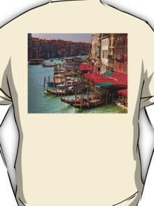 Parking Spaces (Venice Style) T-Shirt