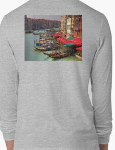 Parking Spaces (Venice Style) T-Shirt
