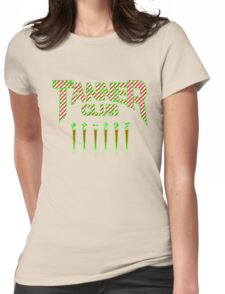 Tanner Club (Limited Christmas Edition) Womens Fitted T-Shirt