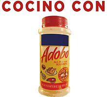 COCINO CON ADOBO by JONORLANDO