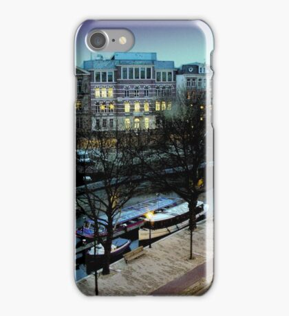 A Room with a View - Amsterdam iPhone Case/Skin