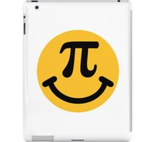 Pi Smiley iPad Case/Skin