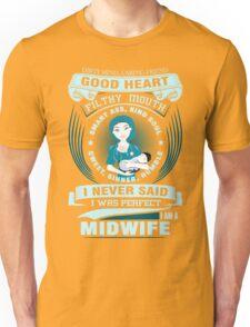 Midwife T-shirt  Unisex T-Shirt