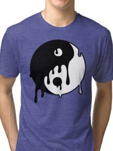 YIN TO THE YANG Tri-blend T-Shirt