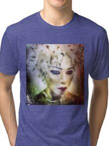 Grunge girl Tri-blend T-Shirt
