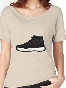 Jordan 8 aqua Women's Relaxed Fit T-Shirt