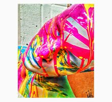 Mannequin with thrown paint T-Shirt