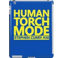 Human Torch Mode #30 iPad Case/Skin