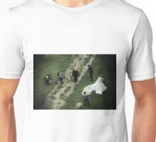 Wedding in the Fortress Unisex T-Shirt