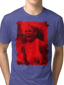 Serena Williams - Celebrity Tri-blend T-Shirt