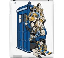 doc's in a box iPad Case/Skin