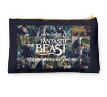 Fantastic Beast Studio Pouch